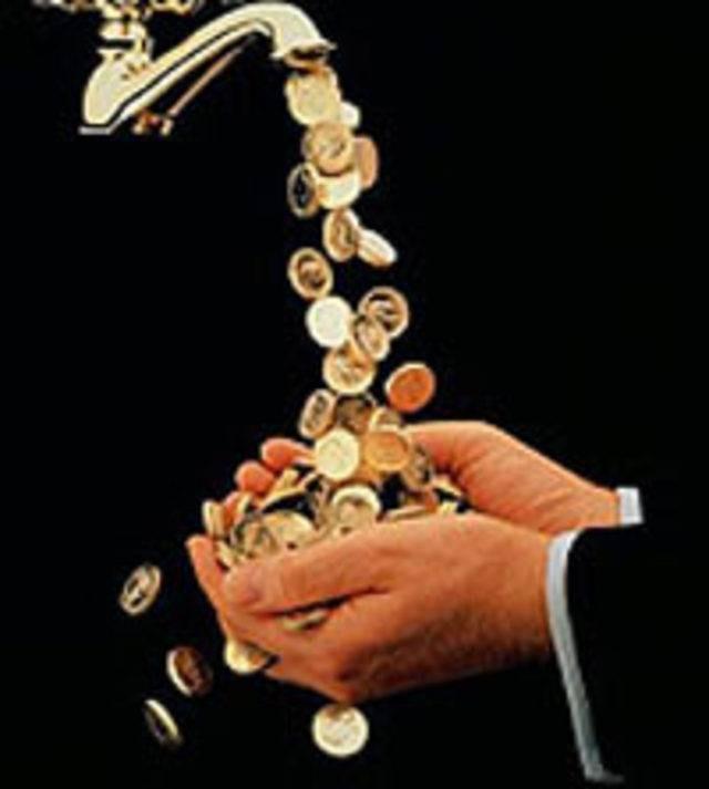 Бездействие освобождает от больших денег!