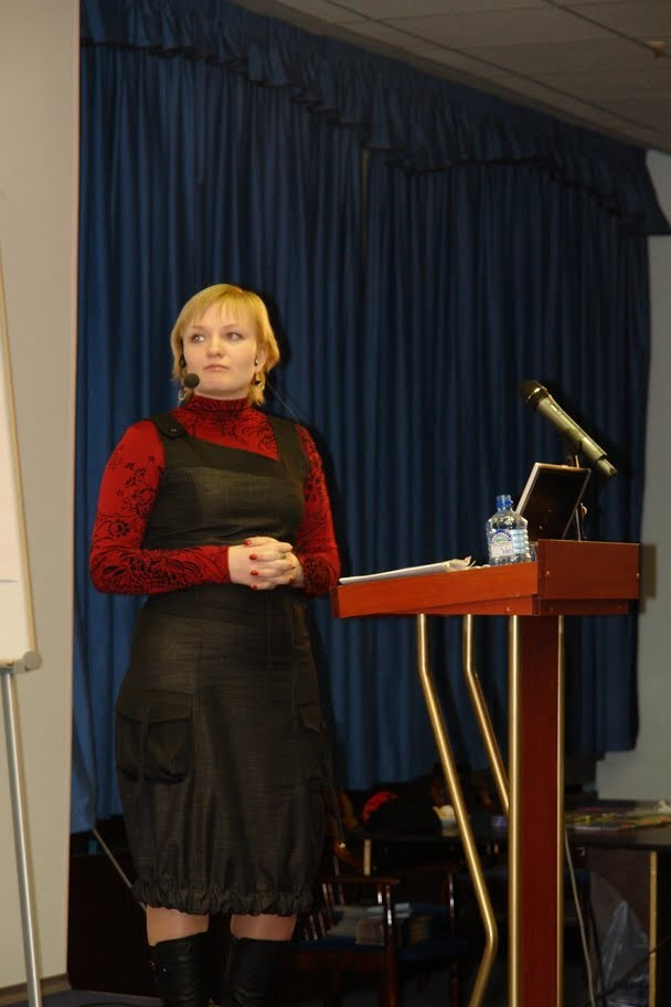 Марина Мазуренко