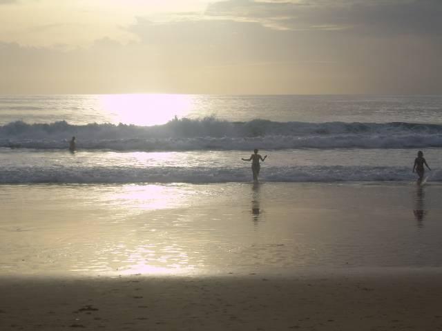 море, море - Андаманское