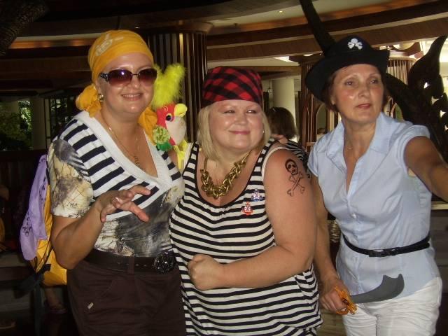 Наши пираты!