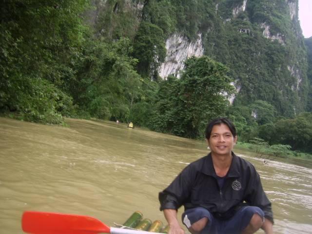 Наш тайский плотоводец:)