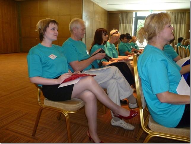 Нас 6 на Лидерской конференции в Португалии!